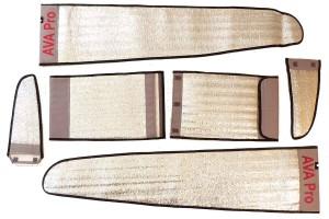 HYPER AVA Silver Wing Bag